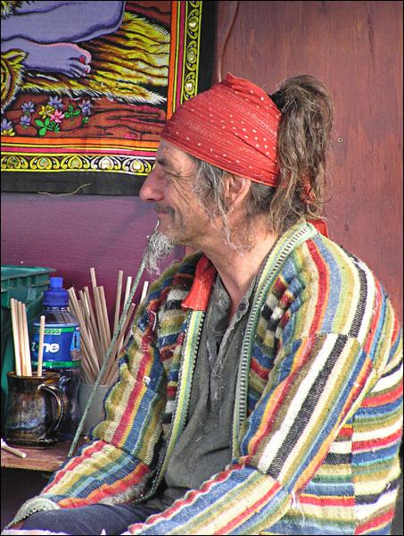 Colourful Gypsy