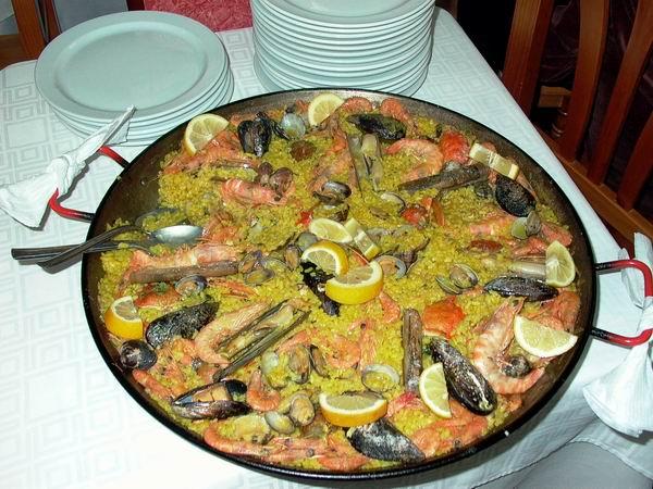 Genuine Paella from the Ebro Delta - La paella original del delta del Ebro - La Paella original del Delta de lEbre