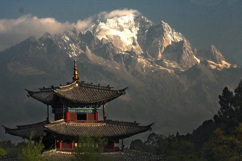 Jade Dragon Mt. Lijiang