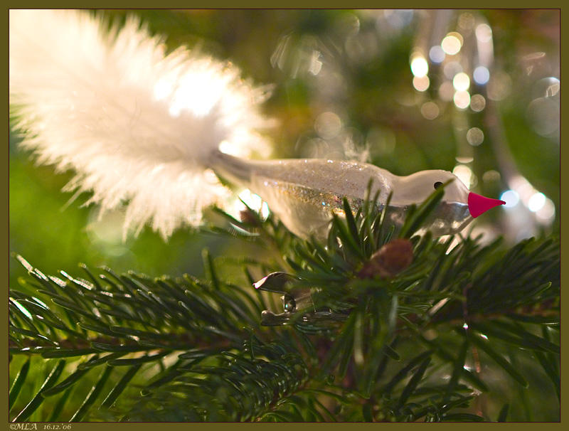 16 december: In our Christmas tree 1 of 3