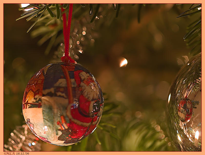 18 december: In our Christmas tree 3 of 3