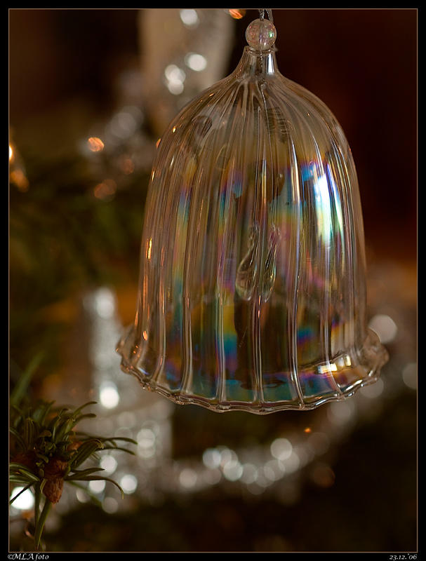 23 december: With the ringing of the bell...