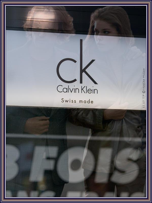 K(lein, Calvin)