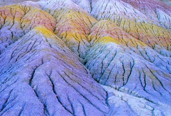 Chinle Formation abstract, Paria Canyon-Vermillion Cliffs Wilderness, AZ