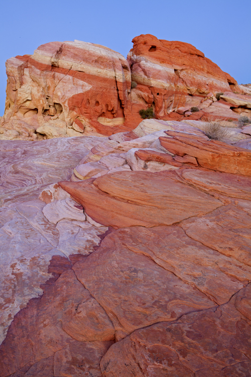 Striped Rock, Valley of Fire, NV