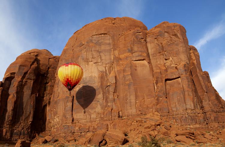 Near the Wall, North Window, Monument Valley, Navajo Tribal Park, AZ/UT