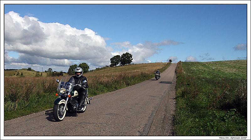 Easy riders!