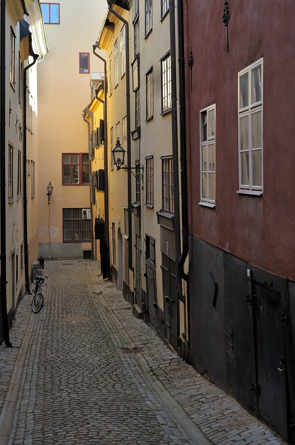 Old Town Alley II
