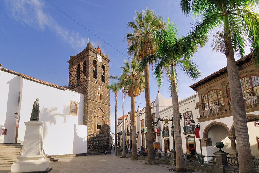 Plaza Espana & ODay