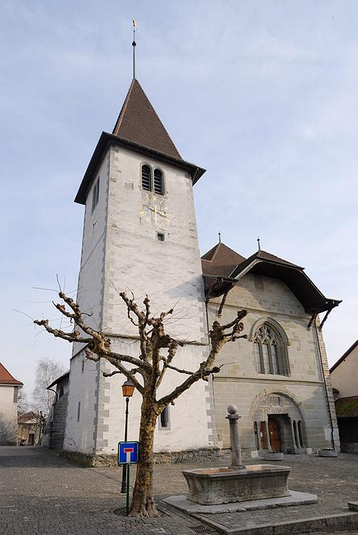 Temple Saint Martin