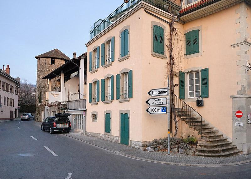 Route de Lavaux