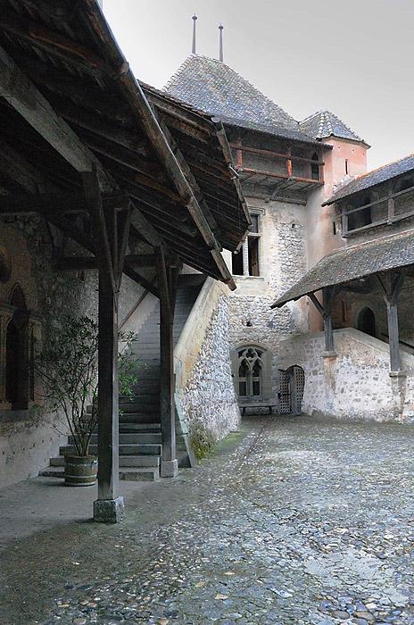 The Third Courtyard