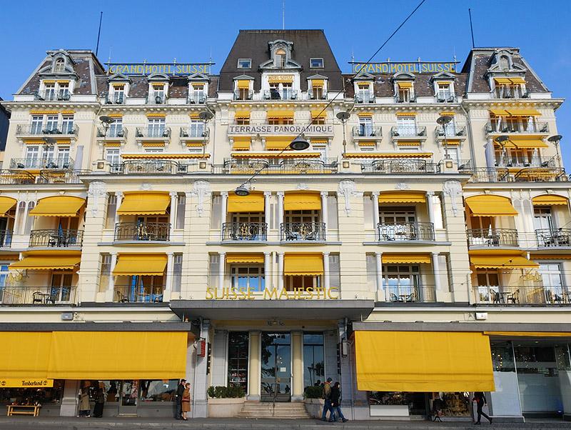 Grand Hotel Swiss