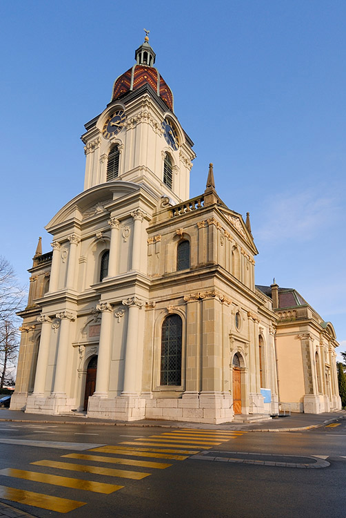 The Protestant Church, 1769-1776