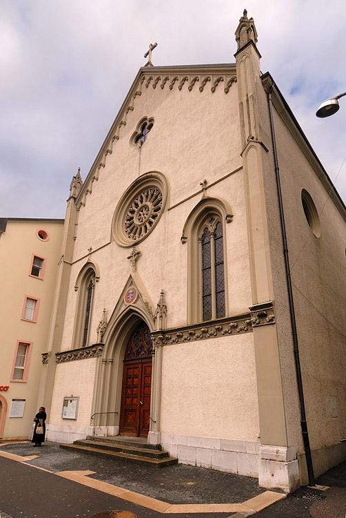 Eglise Catholique, 1844