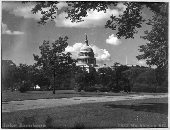 theCapitol 1953 using my Argus 75
