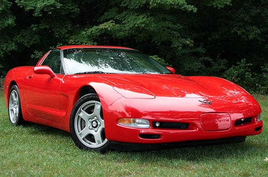 Want to buy a Vette?