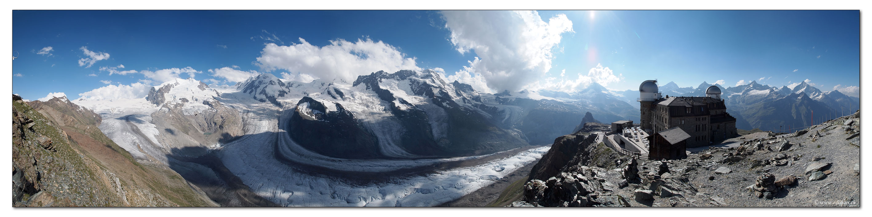 Gornergrat - Monte Rosa - Matterhorn