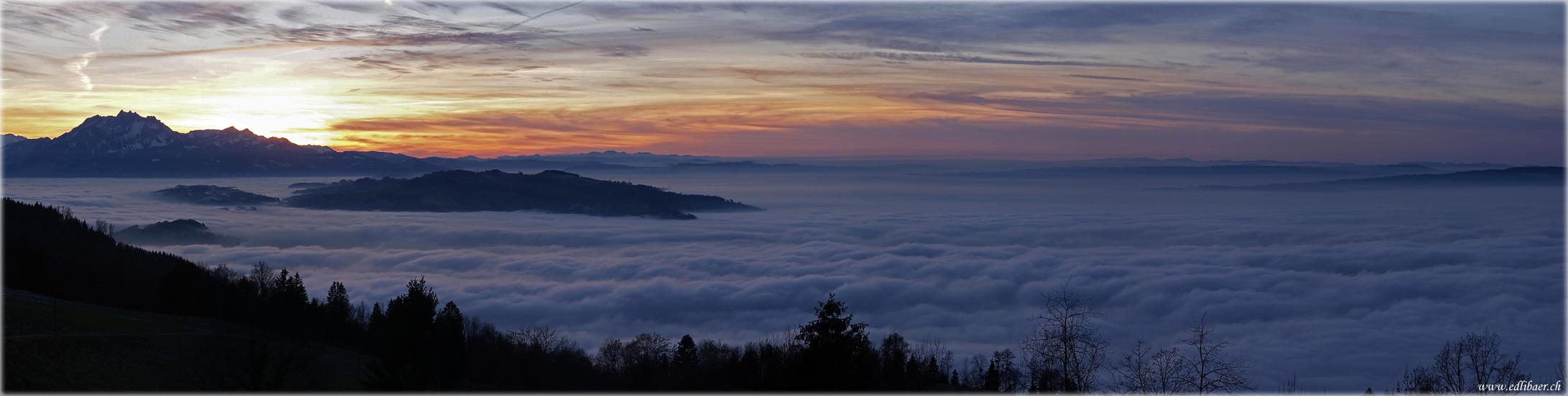 Mt. Pilatus (Central Switzerland)