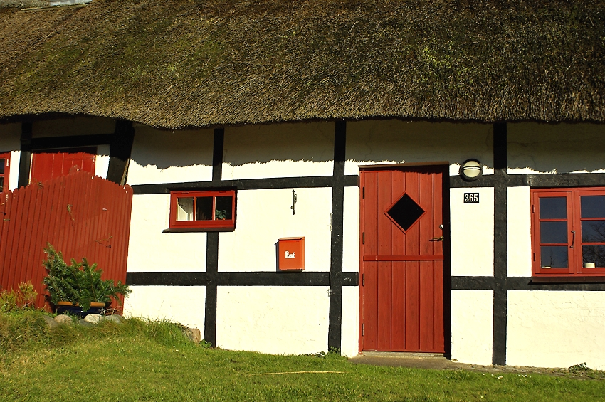 Voersaa, Northern Denmark