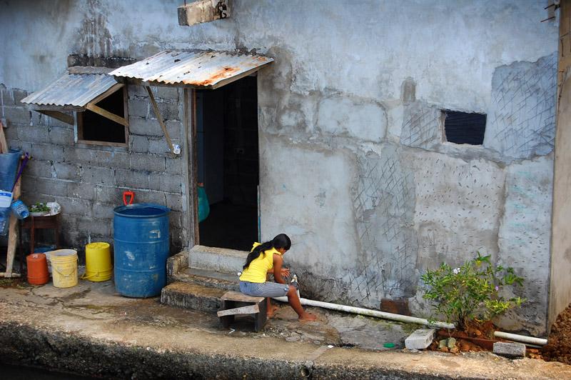 Portobelo housing