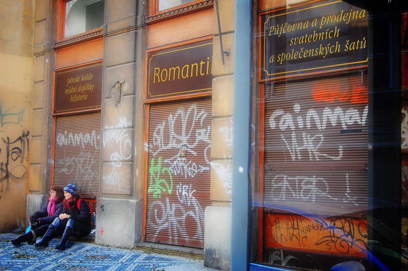 side street romantics