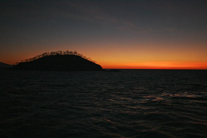 Sunset (Elizabeth Bay, Isabela)