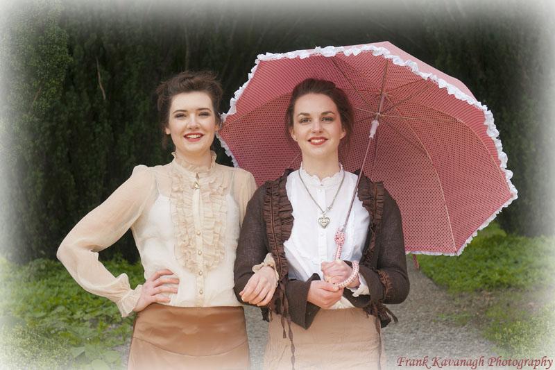 Ailish and Jenny