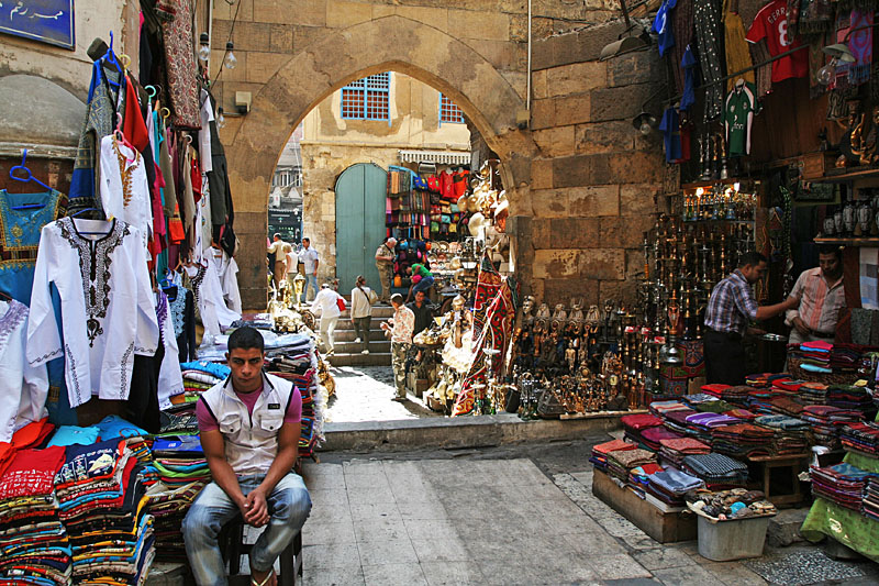 Old Market in Cairo 0745