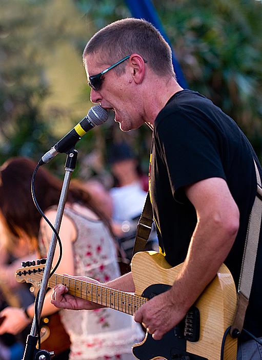 Guitar - Kerrie Simpson Band