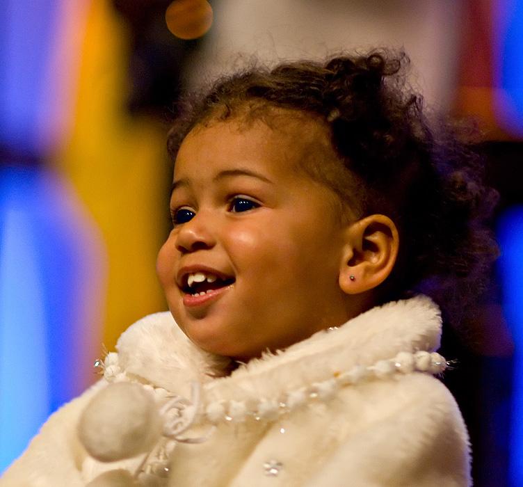 Cute Congolese Girl