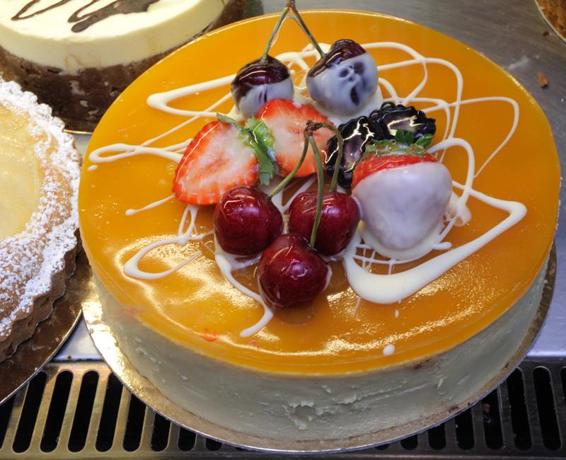 The tempting tart