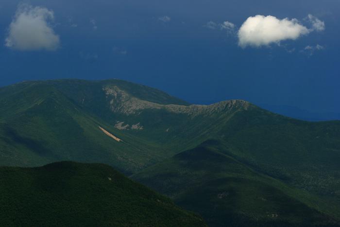 Bondcliff Ridge from Mt. Liberty
