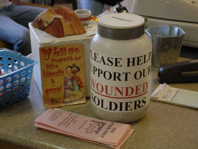 Support Our Wounded Soldiers