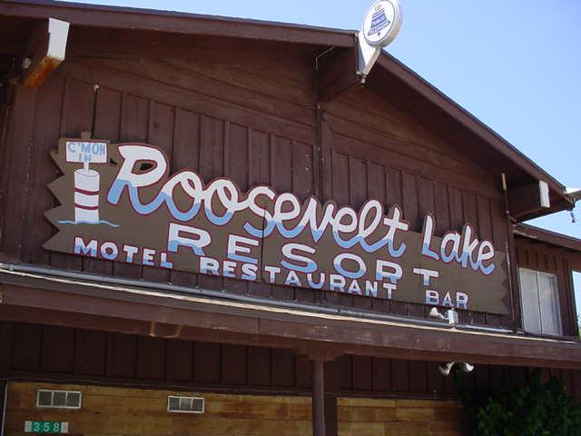 Roosevelt Lake Resort