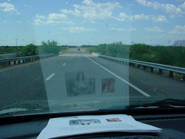 highway in Arizona