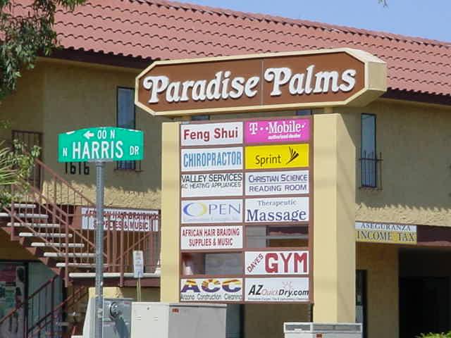 Paradise Palms Plaza