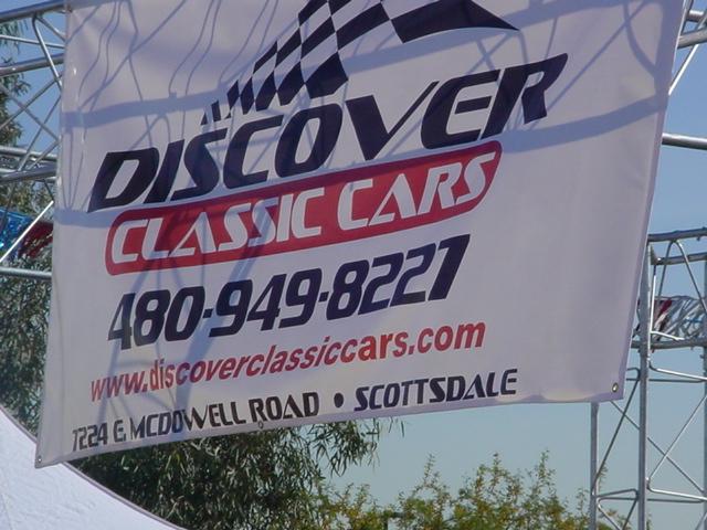 Discover Classic Cars<br>480-949-8227