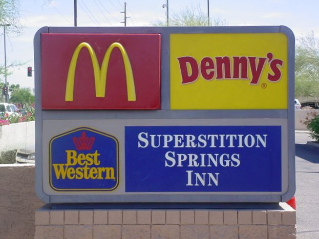 McDennys in <br>Mesa Arizona