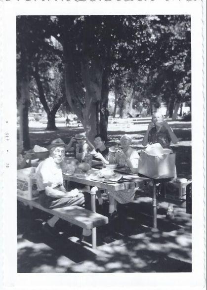 New photo Grandpa, Grandma & girls