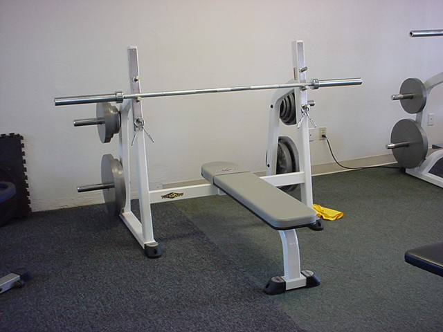 Bench Press 45 Lb Bar