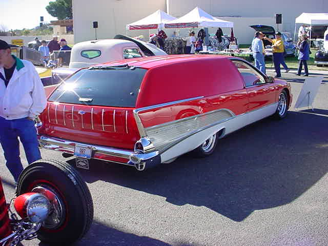 1957 Altered Chevy Nomad