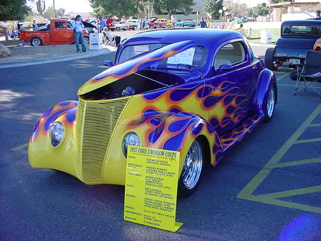 2006 Wickenburg<br>1937 Ford Coupe