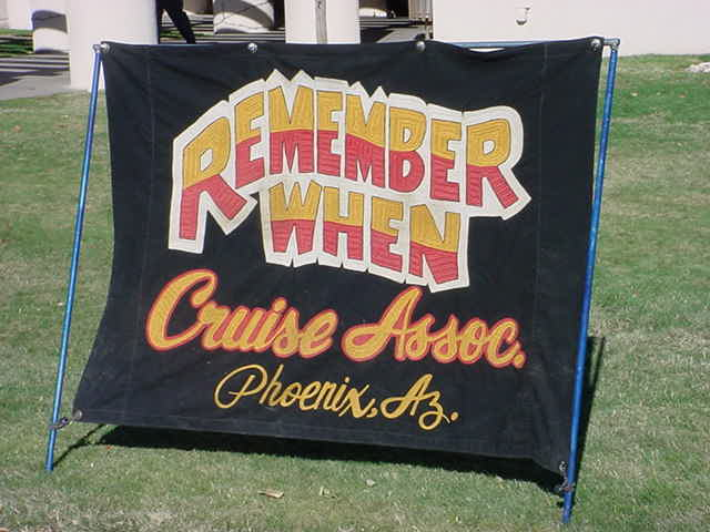 Remember When<br>Cruise Association Inc.