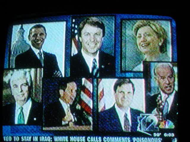 President for 2008 ?