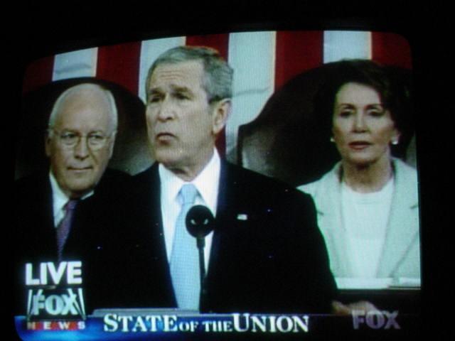 President G W Bush