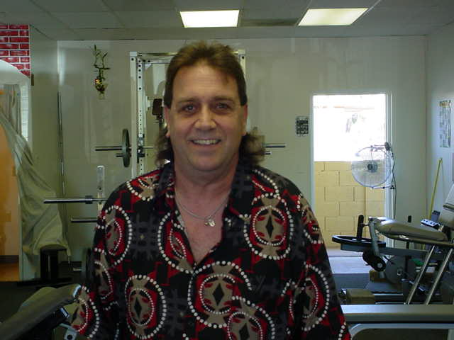 Jeffrey Lewis Knapp<br>mullet madness 2007