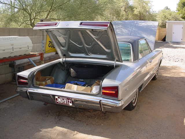 Chrysler Dodge Monaco