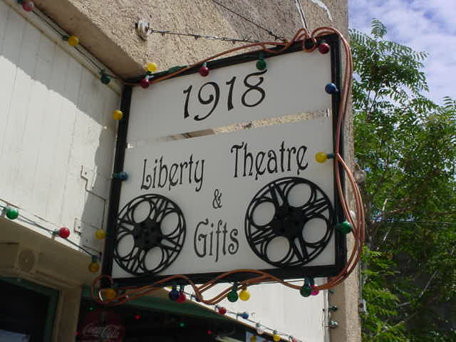 1918 Liberty Theater & Gifts