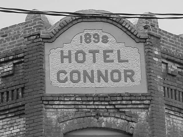 Hotel Connor<br>Jerome Arizona